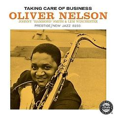 Taking Care Of Business - Oliver Nelson
