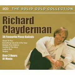 The Solid Gold Collection CD 2 No.1 - Richard Clayderman