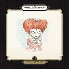 The Danny Elfman & Tim Burton 25th Anniversary Music Box Disc 13: Alice In Wonderland No.3,Tim Burton - Danny Elfman