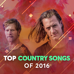 Top Country Songs of 2016 - Various Artists