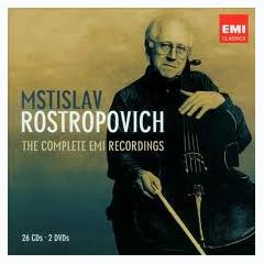 The Complete EMI Recordings CD11 - Mstislav  Rostropovich