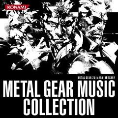METAL GEAR 25th ANNIVERSARY METAL GEAR MUSIC COLLECTION - Various Artists