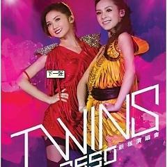 """Twins 3650 Xin Cheng Liveshow (Disc 1) - Twins - <a title=""""Twins"""" href=""""http://mp3.zing.vn/nghe-si/Twins"""">Twins</a>"""