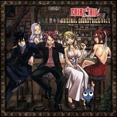 Fairy Tail Original Soundtrack Vol.1 [twh] CD1 - Takanashi Yasuharu