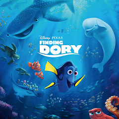 Finding Dory OST - Various Artists