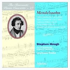 The Romantic Piano Concerto, Vol. 17 – Mendelssohn - Stephen Hough,City of Birmingham Symphony Orchestra,Lawrence Foster - Nhiều nghệ sĩ