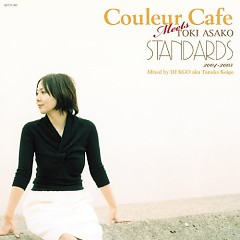 Couleur Café Meets Toki Asako Standards (CD2) - Asako Toki