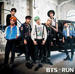 RUN (Japanese Ver.) (Bangtan Boys) - BTS