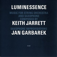 Music for String Orchestra and Saxophone - Keith Jarrett