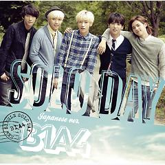 SOLO DAY (Japanese) - B1A4