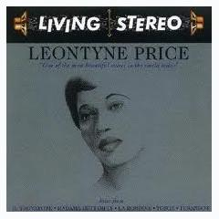 Living Stereo 60CD Collection - CD 10: Leontyne Price Arias - Various Artists