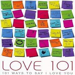 101 Ways To Say I Love You (CD1) - Various Artists