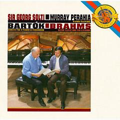 Works For Two Pianos By Bartok And Brahms - Murray Perahia ft. Sir Georg Solti