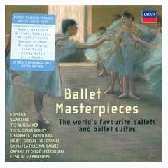 Ballet Masterpieces CD19 No.1 - Various Artists