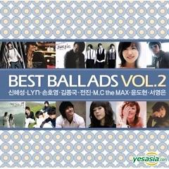 Best Ballad Vol.2 (CD1) - Various Artists