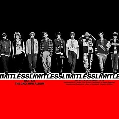 NCT #127 Limitless (The 2nd Mini Album) - NCT 127