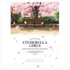 THE IDOLM@STER CINDERELLA GIRLS ANIMATION PROJECT ORIGINAL SOUNDTRACK Bluray Disc Audio CD5 - CINDERELLA PROJECT
