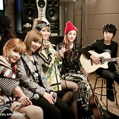 120801 YG ON AIR,Sungha Jung - 2NE1