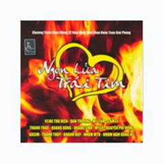 Ngọn Lửa Trái Tim CD1 - Various Artists
