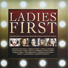 Ladies First (CD1) - Various Artists
