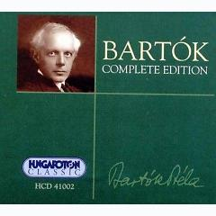 Bartok - Piano Works I (CD10) - Béla Bartók