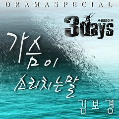 Three Days OST Part.5 - Kim Bo Kyung