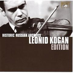 Historic Russian Archives (CD 2) - Leonid Kogan