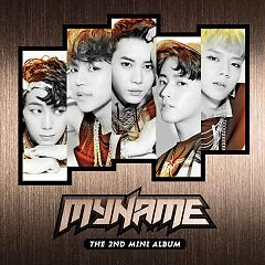 MyName 2nd Mini Album - MYNAME