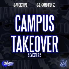 Campus Takeover 2 (CD2) - Various Artists