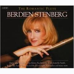 The Romantic Flute CD1 - Berdien Stenberg