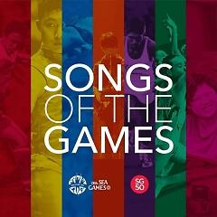 Songs Of The Games (From the 28th Southeast Asian Games 2015) - Various Artists