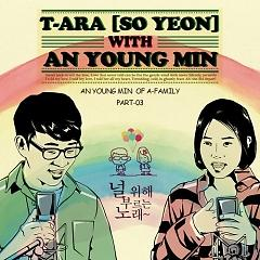 Ahn Young Min Of A-Family,Soyeon - Ahn Young Min