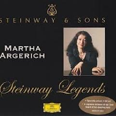 Steinway Legends Vol 5 - Martha Argerich I No. 2 - Martha Argerich