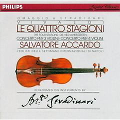 Vivaldi The Four Seasons CD1 - Salvatore Accardo