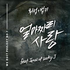 How Much Is Your Love - Wheesung ft. Bumkey