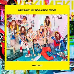 Weme (Mini Album) - Weki Meki