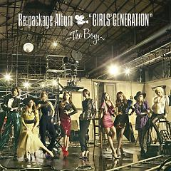 The Boys (Japanese Repackage Album) - SNSD