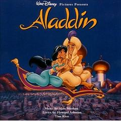Aladdin OST (P.1),Various Artists - Alan Menken