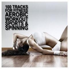 100 Tracks For Fitness Aerobic Workout Sports & Spinning CD9 - Various Artists