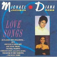 Love Songs,Diana Ross - Michael Jackson