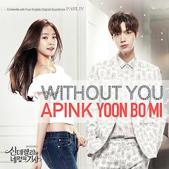 Cinderella And Four Knights OST Part.4 - Bomi (Apink)