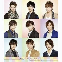 Ride With Me - Hey! Say! JUMP