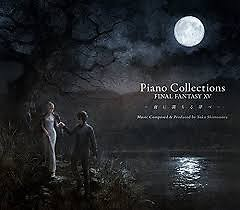Piano Collections FINAL FANTASY XV - Moonlit Melodies - Yoko Shimomura