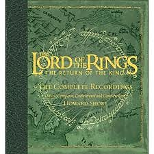 The Lord Of The Rings: The Return Of The King (The Complete Recordings) CD1 - Howard Shore