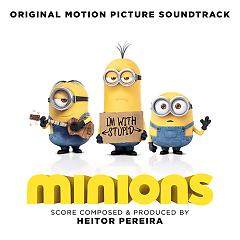 Minions OST,The Minions,Various Artists - Heitor Pereira