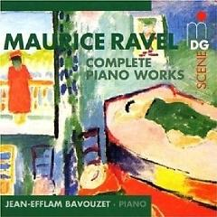 Maurice Ravel Complete Piano Works CD2 (No.1) - Jean Efflam Bavouzet