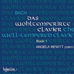 Bach The Well-Tempered Clavier Book 1 CD1 No. 1 - Angela Hewitt