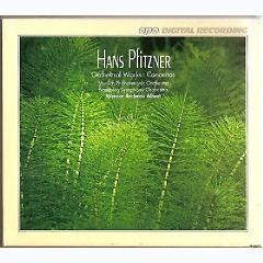Hans Pfitzner - Complete Orchestral Works Disc 2 - Werner Andreas Albert ft. Munich Philharmonic Orchestra ft. Bamberg Symphony Orchestra