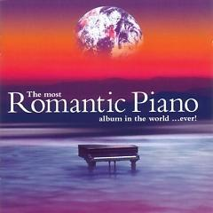 Most Romantic Piano In The World Ever CD2 - Various Artists