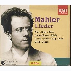 Mahler Lieder CD 5 No. 1 - Gustav Mahler ft. New Philharmonia Orchestra